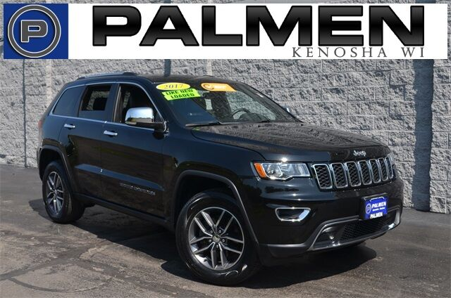 2017 Jeep Grand Cherokee Limited Kenosha WI