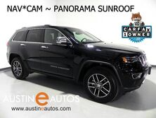 Jeep Grand Cherokee Limited *LUXURY GROUP II, NAVIGATION, BACKUP-CAM, CLIMATE SEATS, PANORAMA ROOF, BLUETOOTH 2017