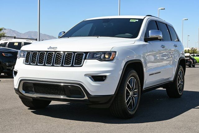 2017 Jeep Grand Cherokee Limited Las Vegas NV