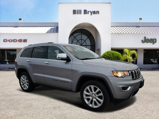 2017 Jeep Grand Cherokee Limited Leesburg FL