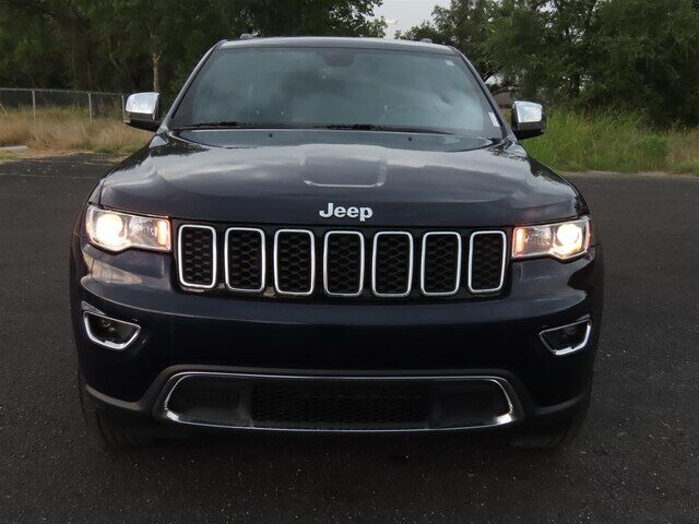2017 Jeep Grand Cherokee Limited Marble Falls TX