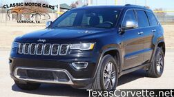2017_Jeep_Grand Cherokee_Limited_ Lubbock TX