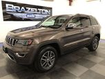 2017 Jeep Grand Cherokee Limited, Luxury Group II, Navigation