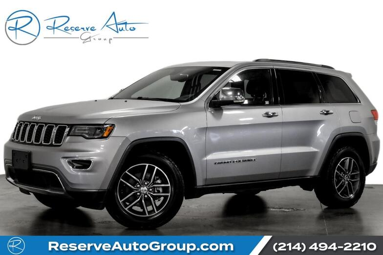 2017 Jeep Grand Cherokee Limited Luxury II Pkg Navigation The Colony TX