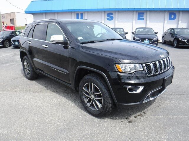 2017 Jeep Grand Cherokee Limited Manchester MD
