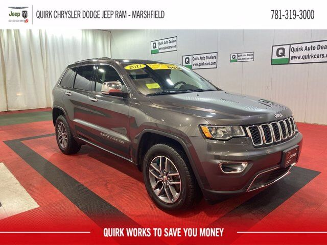 2017 Jeep Grand Cherokee Limited Marshfield MA