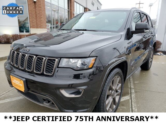2017 Jeep Grand Cherokee Limited Mayfield Village OH