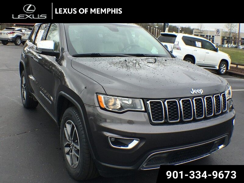 2017 Jeep Grand Cherokee Limited Memphis TN