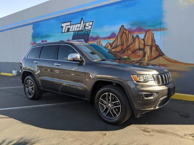 2017 Jeep Grand Cherokee Limited Mesa AZ