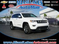 2017 Jeep Grand Cherokee Limited Miami Lakes FL