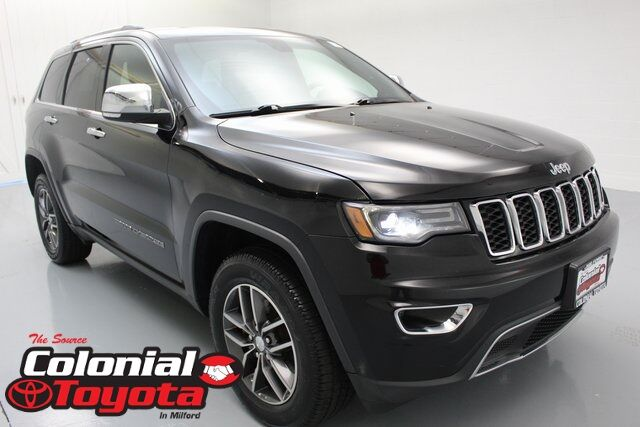 2017 Jeep Grand Cherokee Limited Milford CT