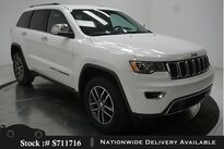 Jeep Grand Cherokee Limited NAV,CAM,HTD STS,PARK ASST,18IN WHLS 2017