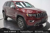 Jeep Grand Cherokee Limited NAV,CAM,SUNROF,HTD STS,PARK AST,BLIND SPOT 2017