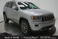 Jeep Grand Cherokee Limited NAV,CAM,SUNROOF,HTD STS,PARK ASST 2017