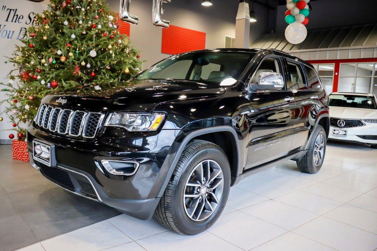 2017 Jeep Grand Cherokee Limited Navigation Sunroof 1 Owner Springfield NJ