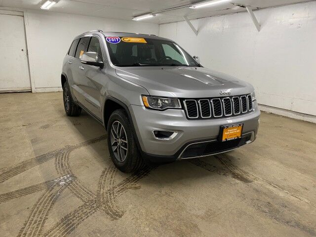 2017 Jeep Grand Cherokee Limited Oneonta NY