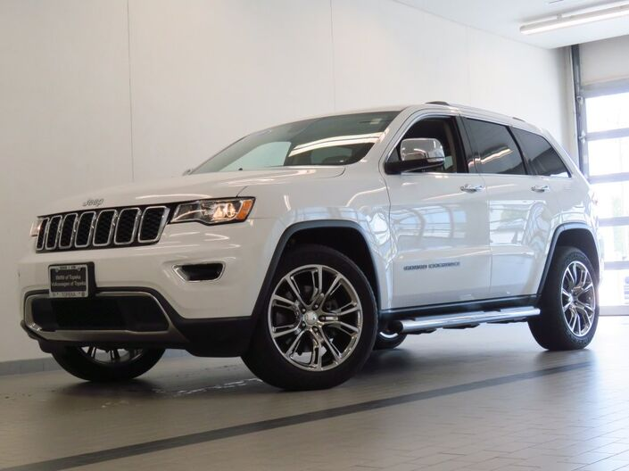 2017 Jeep Grand Cherokee Limited Oshkosh WI