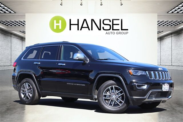 2017 Jeep Grand Cherokee Limited Petaluma CA