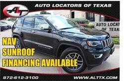 2017_Jeep_Grand Cherokee_Limited_ Plano TX