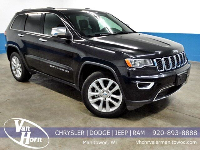 2017 Jeep Grand Cherokee Limited Plymouth WI