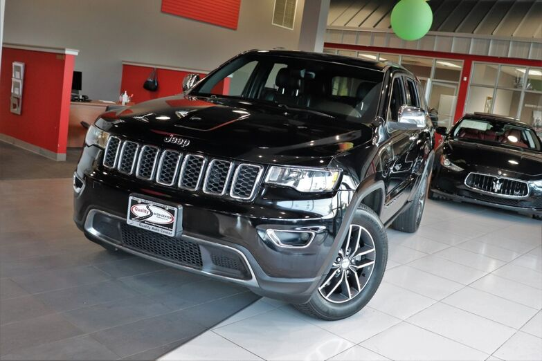 2017 Jeep Grand Cherokee Limited Quick Order Package Sunroof Navigation Blind Spot 1 Owner Springfield NJ