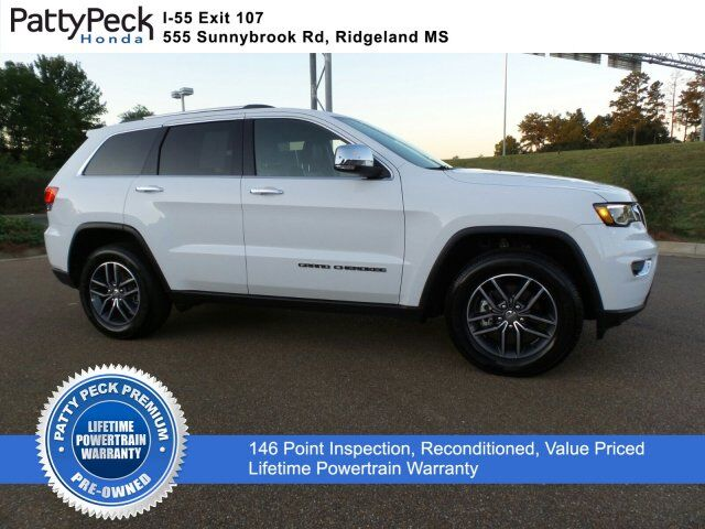 2017 Jeep Grand Cherokee Limited RWD Jackson MS