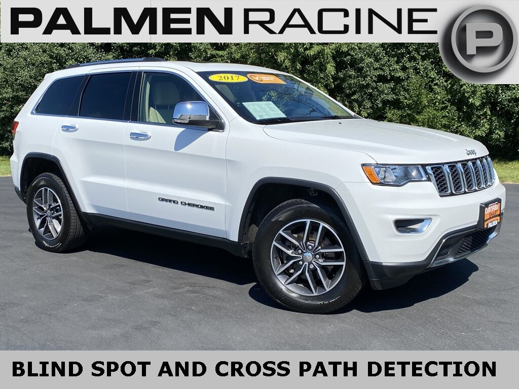 2017 Jeep Grand Cherokee Limited Racine WI