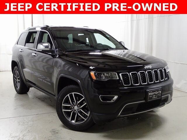 2017 Jeep Grand Cherokee Limited Raleigh NC