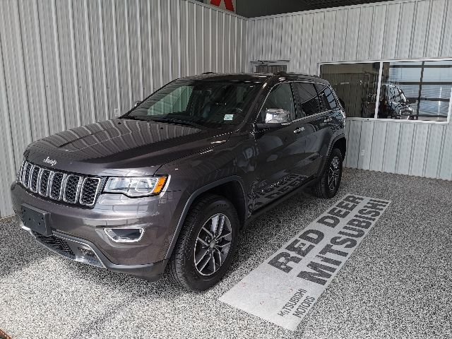 2017 Jeep Grand Cherokee Limited Red Deer County AB