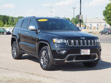 2017_Jeep_Grand Cherokee_Limited_ Richmond KY