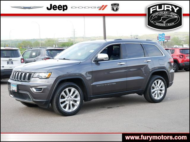 2017 Jeep Grand Cherokee Limited St. Paul MN