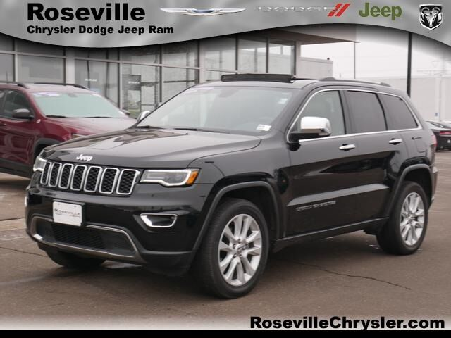 2017 Jeep Grand Cherokee Limited Roseville MN