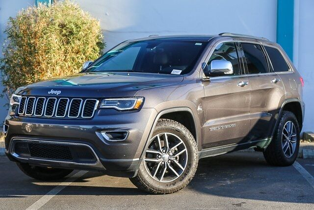 2017 Jeep Grand Cherokee Limited Redwood City CA