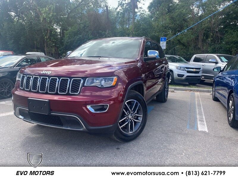 2017 Jeep Grand Cherokee Limited Seffner FL