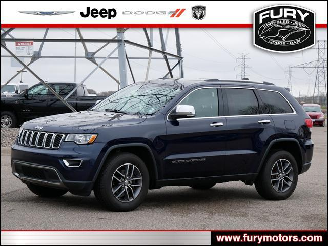 2017 Jeep Grand Cherokee Limited Oak Park Heights MN
