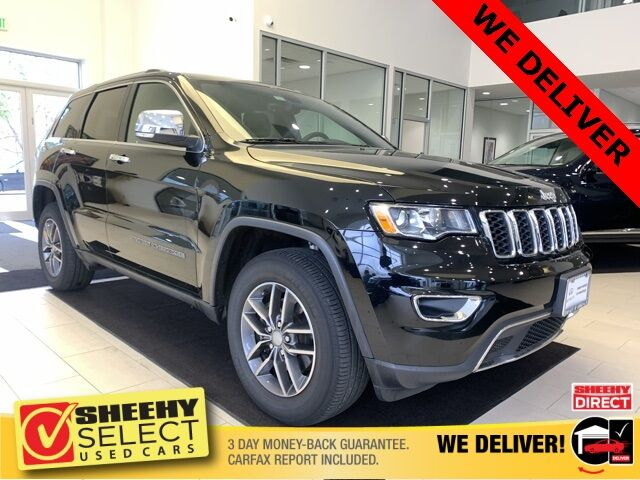 2017 Jeep Grand Cherokee Limited Annapolis MD