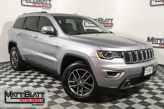 2017 Jeep Grand Cherokee Limited Toms River NJ