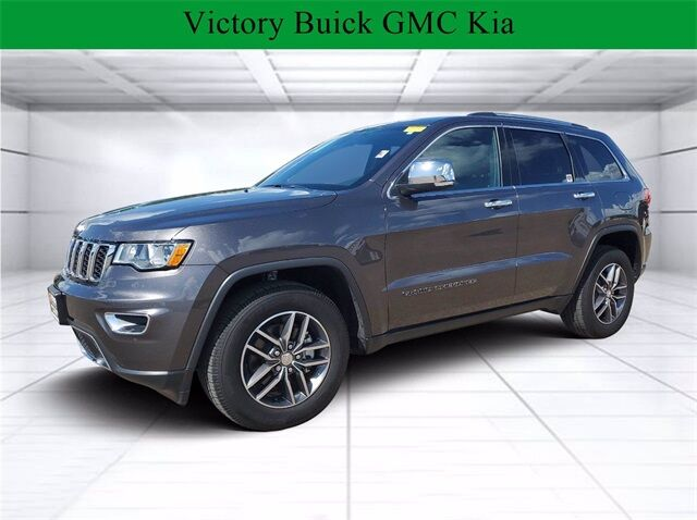 2017 Jeep Grand Cherokee Limited Victoria TX