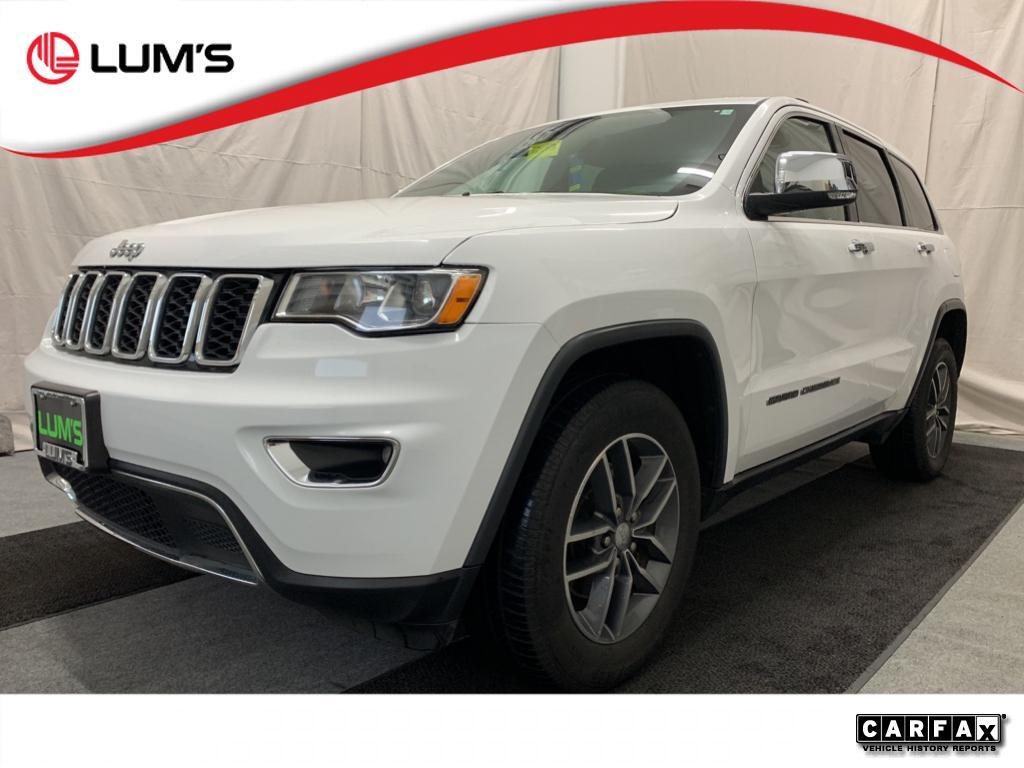 2017 Jeep Grand Cherokee Limited Warrenton OR