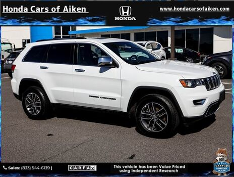 2017_Jeep_Grand Cherokee_Limited_ Aiken SC