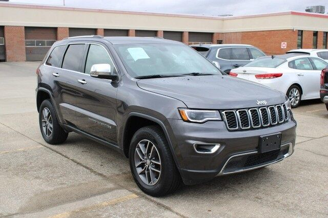 2017 Jeep Grand Cherokee Limited Cape Girardeau MO