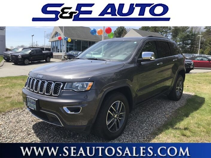 2017 Jeep Grand Cherokee Limited Weymouth MA