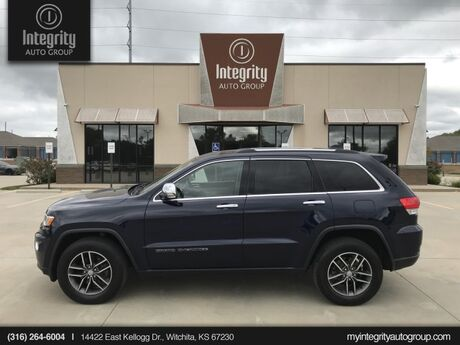2017 Jeep Grand Cherokee Limited Wichita KS