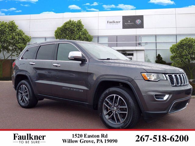 2017 Jeep Grand Cherokee Limited Willow Grove PA