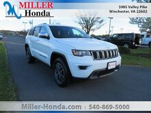 2017_Jeep_Grand Cherokee_Limited_ Winchester VA