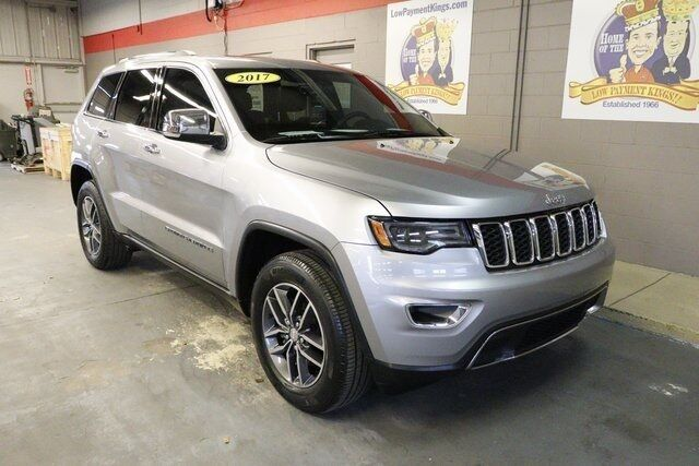 2017 Jeep Grand Cherokee Limited Winter Haven FL