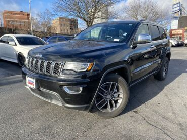 2017_Jeep_Grand Cherokee_Limited_ Worcester MA