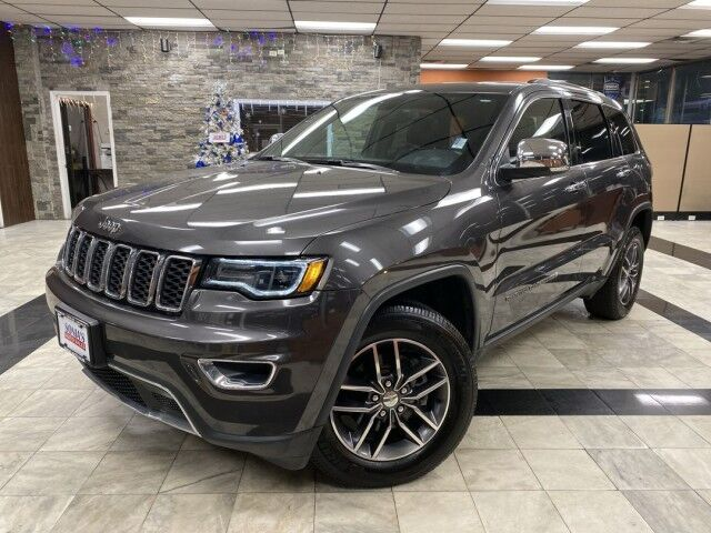 2017 Jeep Grand Cherokee Limited Worcester MA