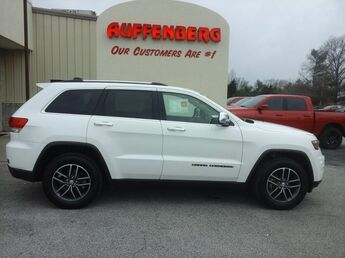 2017_Jeep_Grand Cherokee_Limited_ Cape Girardeau
