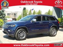2017_Jeep_Grand Cherokee_Limited_ Westmont IL